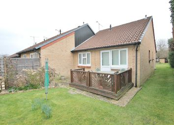 Thumbnail 2 bed bungalow for sale in Fairmead, Woking, Surrey
