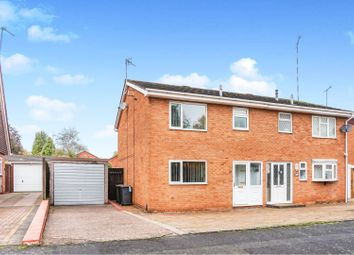 Thumbnail 3 bed semi-detached house for sale in Ambleside Road, Bedworth