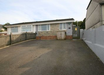 Thumbnail 2 bed semi-detached bungalow for sale in Grantham Close, Plymouth