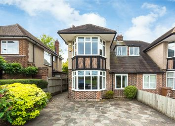 Thumbnail 3 bed semi-detached house for sale in Abercorn Road, Stanmore