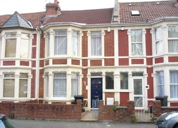 Thumbnail 2 bed terraced house to rent in Grove Park Road, Brislington