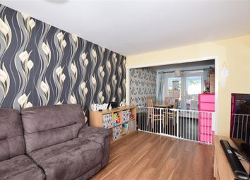 Thumbnail 3 bed terraced house for sale in Heathfield Close, Walderslade, Chatham, Kent
