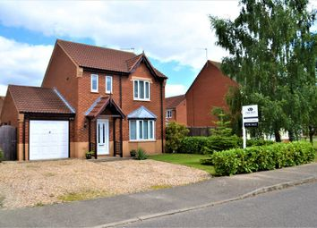 Thumbnail 3 bed detached house for sale in Saddlers Way, Fishtoft, Boston