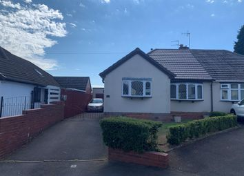 Thumbnail 2 bed bungalow to rent in Irving Close, Dudley