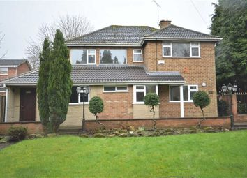 Thumbnail 4 bedroom detached house for sale in Burton Road, Littleover, Derby