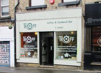 Thumbnail Restaurant/cafe for sale in 57 Market Street, Huddersfield