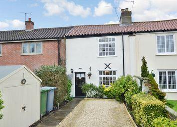 Thumbnail 2 bedroom terraced house for sale in Porters Loke, Sprowston, Norwich
