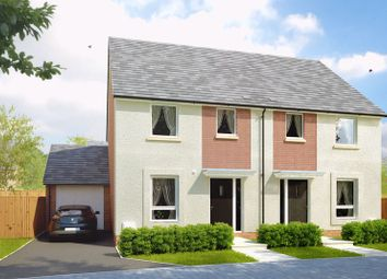 Thumbnail 3 bed semi-detached house for sale in Amesbury Road, Longhedge, Salisbury