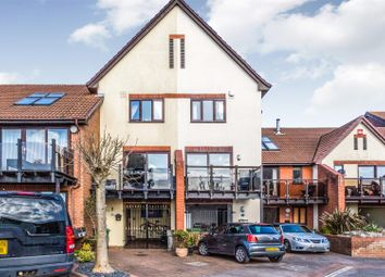 Thumbnail 3 bedroom town house for sale in Carne Place, Port Solent, Portsmouth