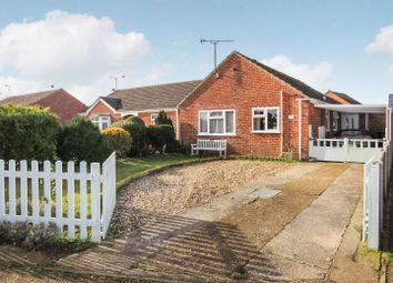 Thumbnail 3 bedroom detached bungalow for sale in Strachan Close, Heacham, King's Lynn