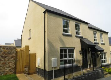 Thumbnail 2 bed semi-detached house for sale in Daisy Park, Brixton, Plymouth
