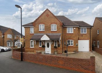 Thumbnail 6 bed detached house for sale in Knights Close, Willenhall, Wolverhampton