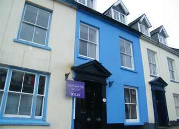 Thumbnail 5 bed town house to rent in The Terrace, Penryn