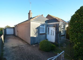 Thumbnail 3 bed detached bungalow for sale in Chickerell Road, Chickerell, Weymouth