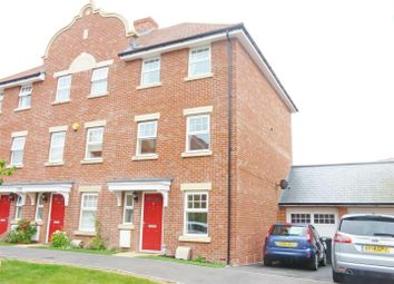 Thumbnail 5 bed end terrace house for sale in Reid Crescent, Hellingly, Hailsham