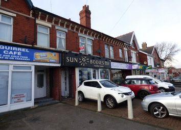Thumbnail 2 bedroom flat to rent in Bispham Road, Blackpool, Lancashire