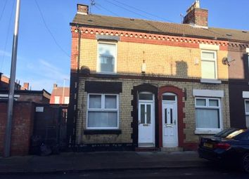 Thumbnail 3 bedroom end terrace house for sale in Emery Street, Walton, Liverpool