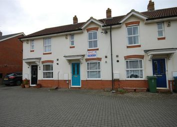 Thumbnail 2 bed terraced house for sale in Horton Close, Aylesbury, Buckinghamshire