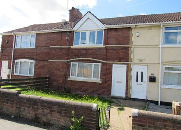 Thumbnail 1 bed flat to rent in Deacon Crescent, Rossington, Doncaster