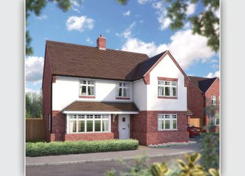 "Thumbnail 5 bed detached house for sale in ""The Defford"" at Defford Road, Pershore"