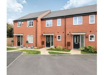 Thumbnail 2 bed terraced house for sale in Tansy Court, Stenson Fields, Derby