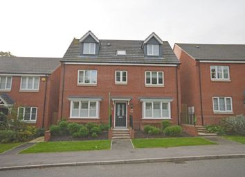 Thumbnail 4 bed detached house for sale in Huncote Road, Narborough, Leicester