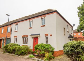 Thumbnail 3 bedroom end terrace house for sale in Jarratts Road, Bristol
