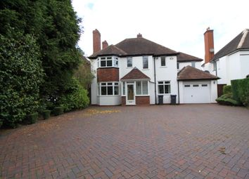 Thumbnail 4 bed detached house to rent in Croftdown Road, Birmingham