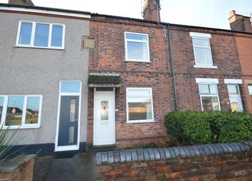 Thumbnail 2 bed terraced house for sale in Main Street, Palterton, Chesterfield