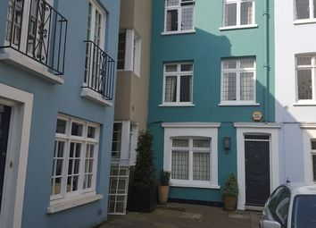Thumbnail 1 bed property to rent in Pembroke Place, London