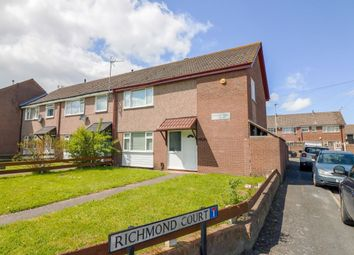 Thumbnail 4 bed terraced house for sale in Richmond Court, Ellesmere Port