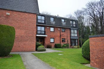 Thumbnail 2 bed flat to rent in 18 Aughton Court, Church Road, Upton, Wirral
