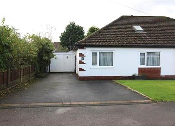 Thumbnail 3 bed bungalow for sale in Lydric Avenue, Preston