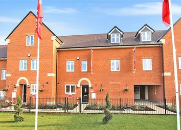 Thumbnail 3 bed town house for sale in The Tempest At Chiswell Place, Beauvais Avenue, New Cardington, Bedfordshire