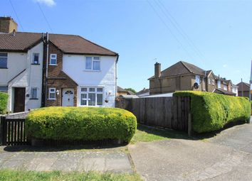 Thumbnail 3 bed end terrace house for sale in Pinewood Avenue, Hillingdon, Middlesex