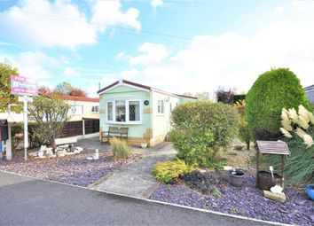 Thumbnail 1 bed mobile/park home for sale in Willow Drive, Lamaleach Park, Freckleton, Preston, Lancashire