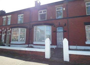 Thumbnail 3 bed terraced house to rent in Ainsworth Road, Bury