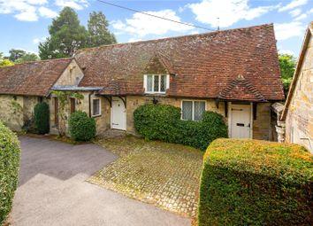 Thumbnail 2 bedroom detached house for sale in Church Road, West Lavington, Midhurst, West Sussex