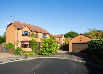 Thumbnail 4 bed detached house for sale in Alness Drive, York