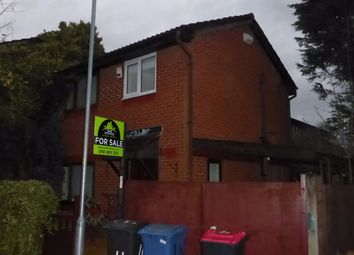Thumbnail 2 bed terraced house for sale in Coke Street, Salford