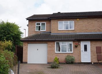 Thumbnail 3 bed end terrace house for sale in Talbot Close, New Oscott, Birmingham