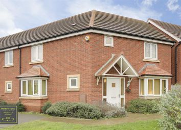 3 bed link-detached house for sale in Olympia Way, Hucknall, Nottinghamshire NG15