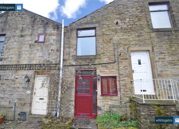 Thumbnail 2 bed terraced house to rent in Goose Eye, Oakworth, Keighley, West Yorkshire