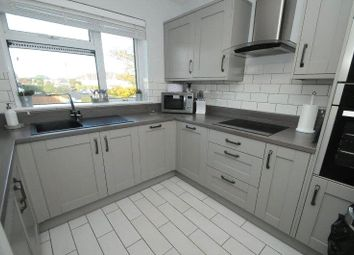 Thumbnail 3 bed flat for sale in Stanfield Close, Parkstone, Poole, Dorset