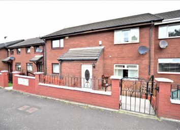 Thumbnail 2 bed terraced house for sale in Mossbank Avenue, Glasgow