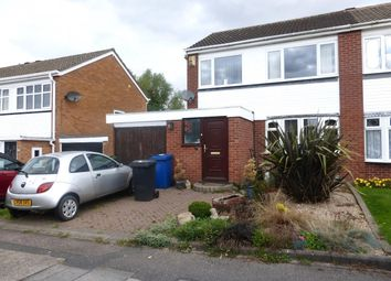 Thumbnail 3 bed property to rent in Sunbeam, Tamworth, Staffordshire