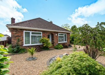 Thumbnail 3 bedroom detached bungalow for sale in Sparhawk Avenue, Sprowston, Norwich