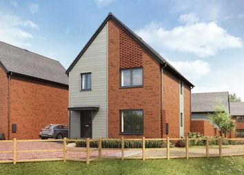 "Thumbnail 4 bed detached house for sale in ""The Huxford - Plot 12"" at Curbridge, Botley, Southampton"