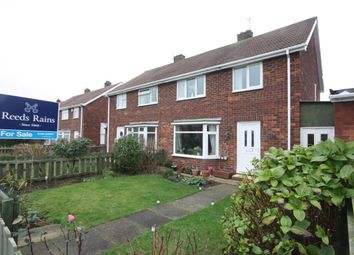 Thumbnail 3 bed semi-detached house for sale in Vicarage Drive, Marske-By-The-Sea, Redcar