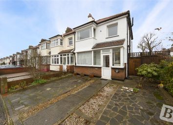 Thumbnail 3 bedroom end terrace house for sale in Hillcrest Road, Hornchurch